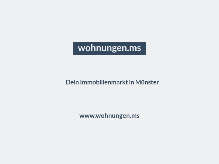Dein Immobilienmarkt in Münster
