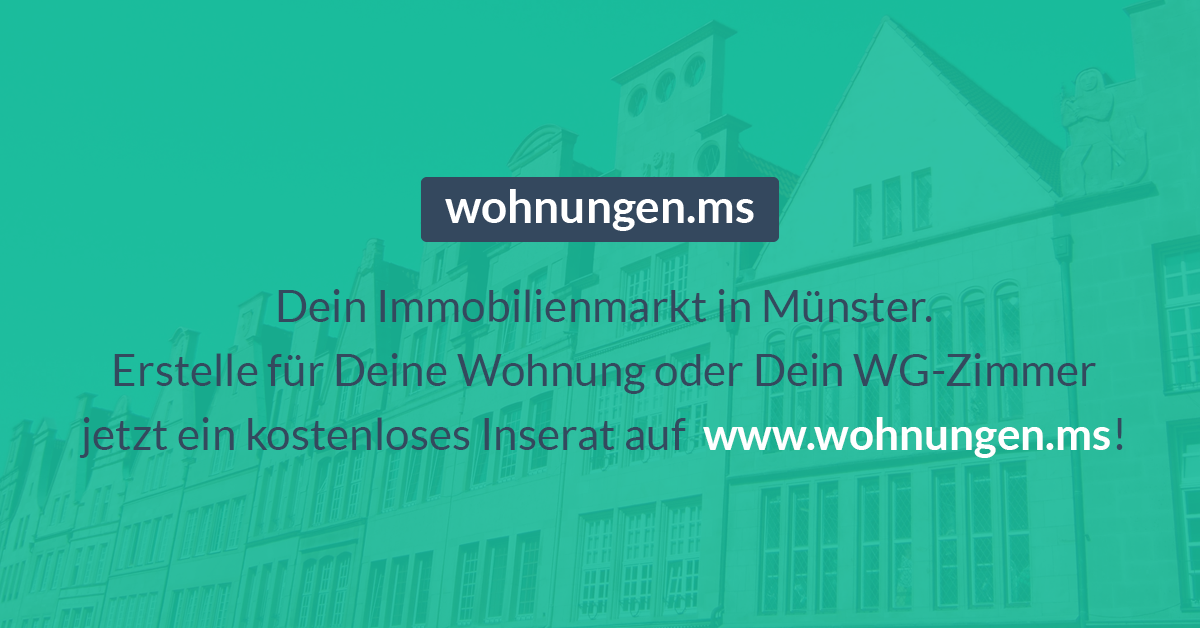 Wohnungenms Wg Zimmer Wohnung Mieten In Münster Seite 1